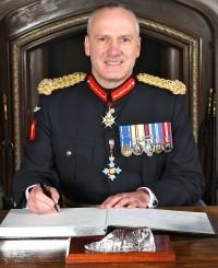 Lieutenant General Edward Davis CB CBE KStJ